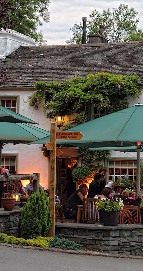 The Masons Arms pub & Hotel close to Windermere, Bowness and Cartmel