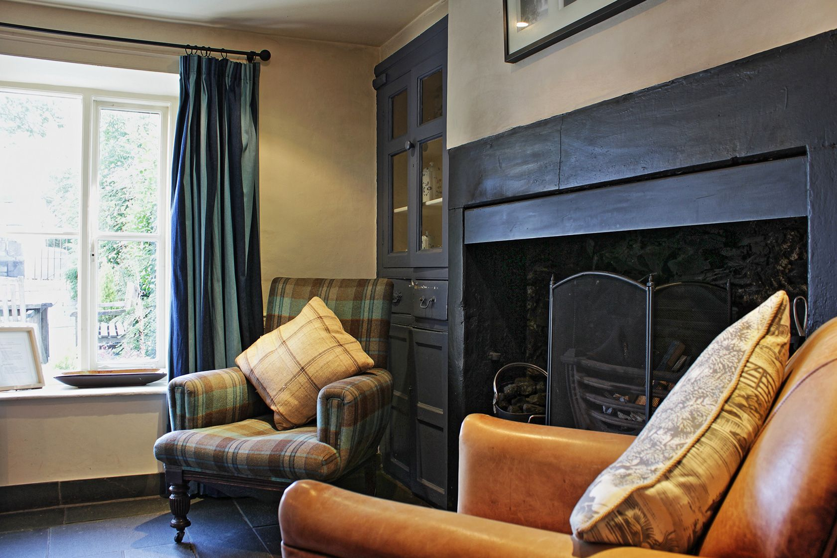 Inside WInster Cottage accommodation close to Kendal and Bowness